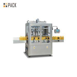 Máquina automática de recheo de pasta para cocer aceite, salsa