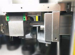 Máquina de recheo de tubos cosméticos de selado por ultrasóns