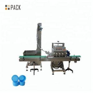Máquina automática rotativa para botellas médicas