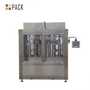 máquina de recheo de líquido químico de fábrica