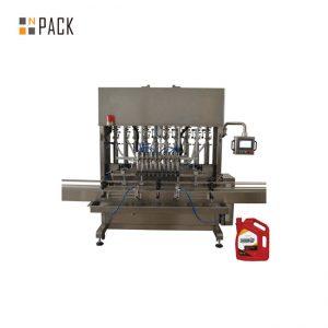 Equipo de embotellado automático de líquido 50ml máquina de recheo de alcol médico