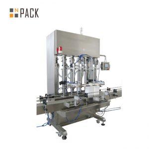 Máquina de recheo automática líquida para aceite lubricante