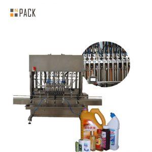 Máquina automática de recheo de botellas de líquido para recheo de botellas