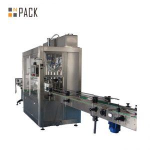 Máquina de recheo de fertilizantes líquidos do certificado ISO GMP CE