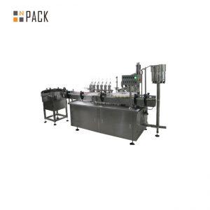 Máquina etiquetada personalizada para etiquetas para tapas de líquido e líquido para cigarrillo