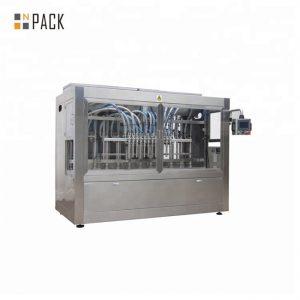 máquina de recheo automático de aceite de mostaza