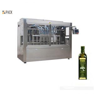 Máquina de recheo de aceite de palma de coco 500ml-5000 ml de manteiga de xirasol